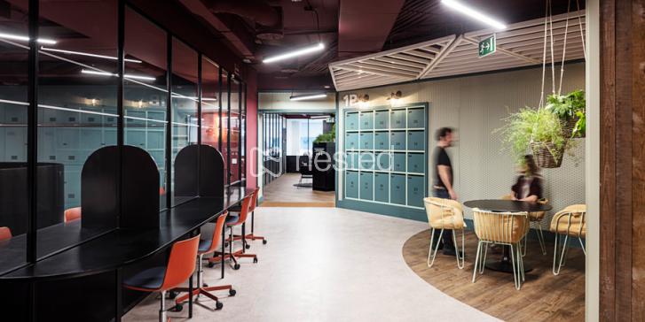 Utopicus despachos/oficinas privadas para 19pax._image