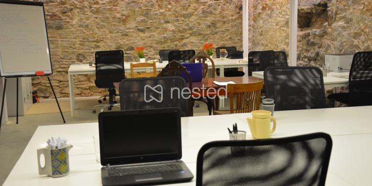 Flexible morning desk or afternoon rental _image