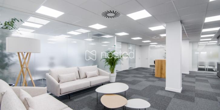 Despacho para 2 - 4 Pax |Mitre Workspace_image