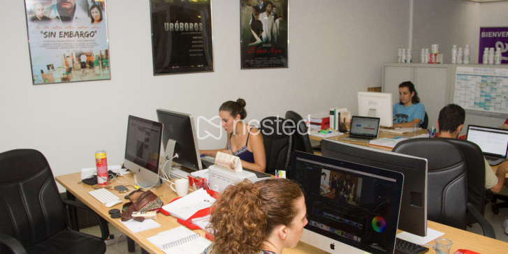 Fuera de Campo - Coworking Center_image