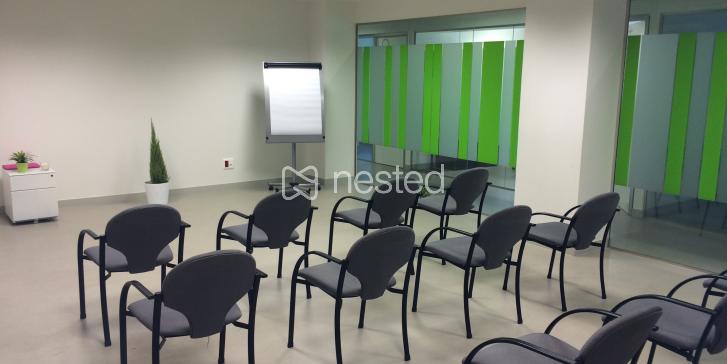 Sala de eventos y formación_image